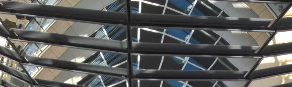 messageconcept berlin reichstag windows