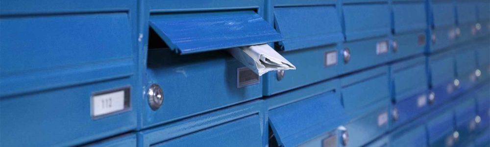 messageconcept inhouse mailboxes
