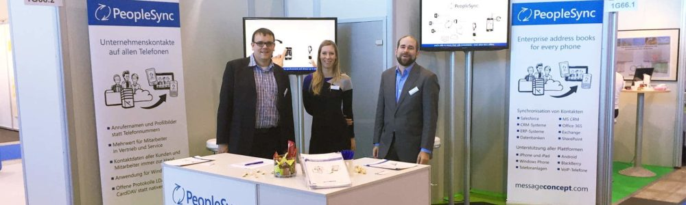 messageconcept it business expo stuttgart 2015