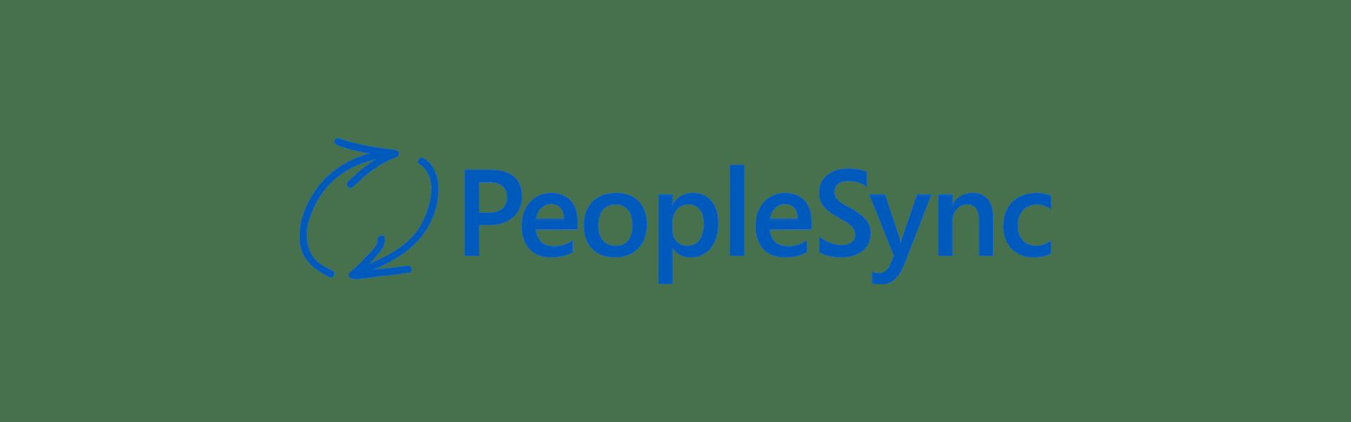 messageconcept peoplesync logo blue large