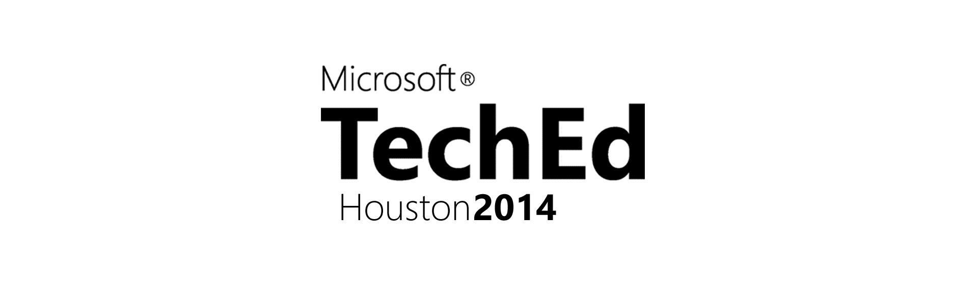 microsoft teched houston 2014